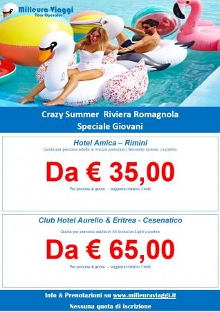 Crazy Summer - Emilia Romagna Mare Italia